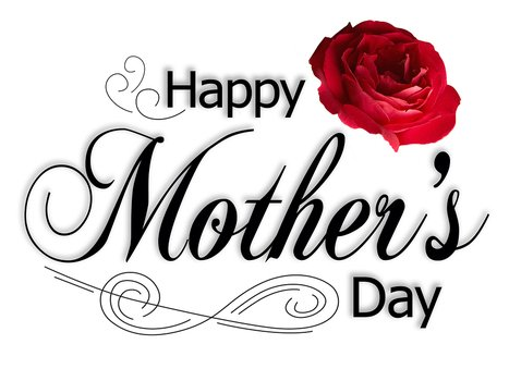 Clipart for Happy Mothers Day