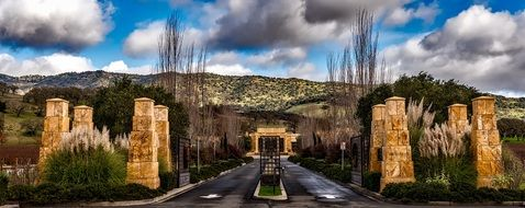 Winery Napa Valley California