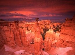 Bryce Canyon scenery