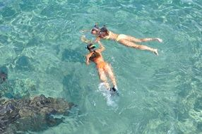 Snorkeling Water Bright Holiday