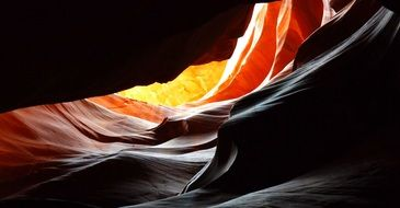 Canyon Antelope Canyon Usa