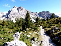 Hiking Mountains, South Tyrol