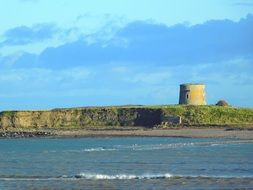 view of Martello tower