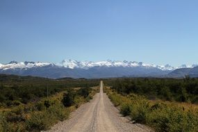 Patagonia National Road, Chile