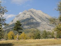 Waterton Mountain Park Nature