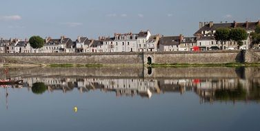 Loire Valley in France