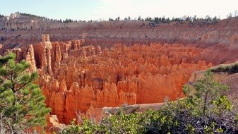USA national park canyon Bryce