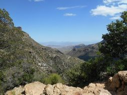 Lost Mine Trail to Big Bend National Park