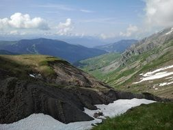 Aravis Mountain
