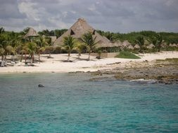 delightful Costa Maya Mexico