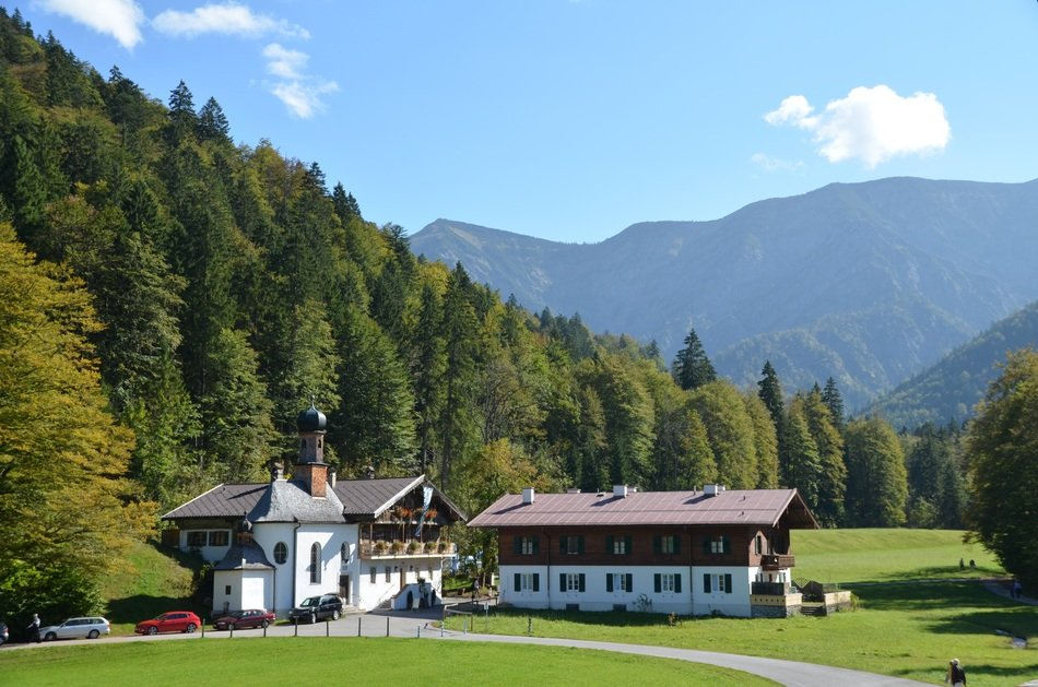 view of resort Wildbad Kreuth