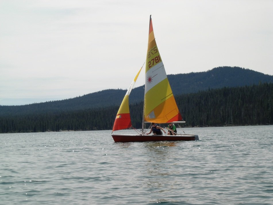 Sail Sailboat Lake