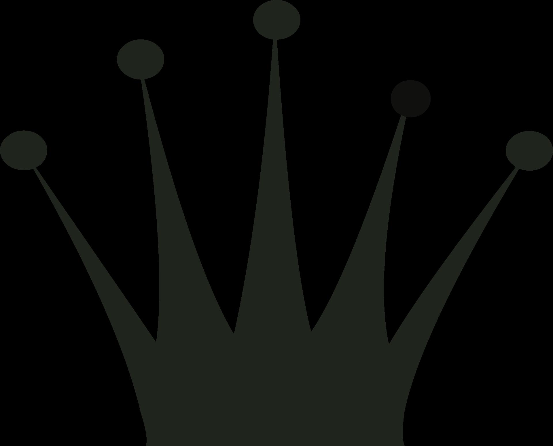 Февраля организациям, корона картинки силуэт