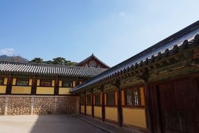 The Bulguksa Temple Republic of Korea