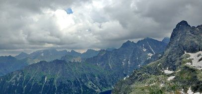 The High Tatras Mountains