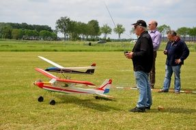 plane models on remote control