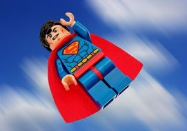 Superman Lego toy