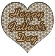 happy father's day as picture
