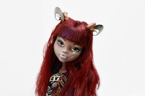 Monster High Doll Hair Girl
