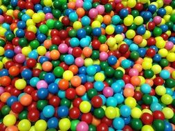 Pool Colors Balls