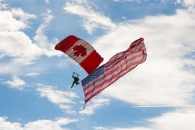 Canadian Skydiver