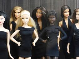 Barbie supermodels