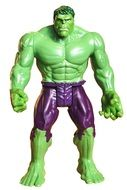 Green strong hulk toy