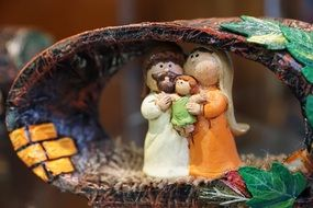 Birth of Jesus, Christmas Figures