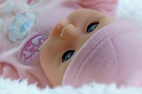 Doll Baby Doll Newborn Doll Girl