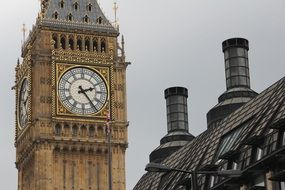 big ben as the main attraction of london
