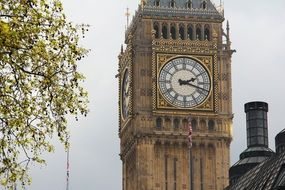 big ben is the main symbol of london