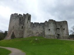 castle in chepstow