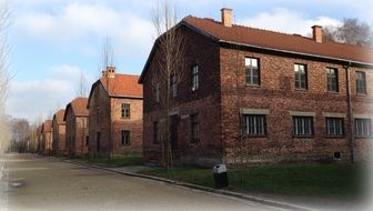 Auschwitz as a historical museum