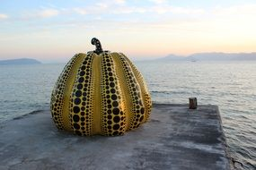 pumpkin as a monument of unesco
