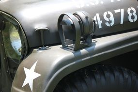 jeep during the second world war