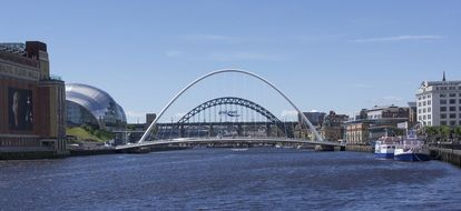 Tyne Bridges Newcastle