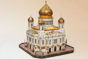model 3 of the Russian Orthodox Church
