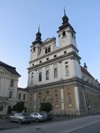 cathedral of saint john the baptist in trnava
