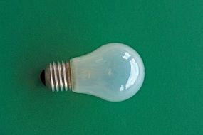 Glass Lightbulb