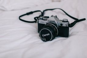 vintage film Slr Camera, Canon