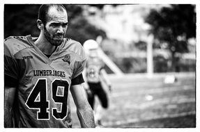 American football player 49