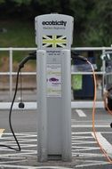 Electric Charge Point