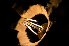 Filament The Light Bulb Light