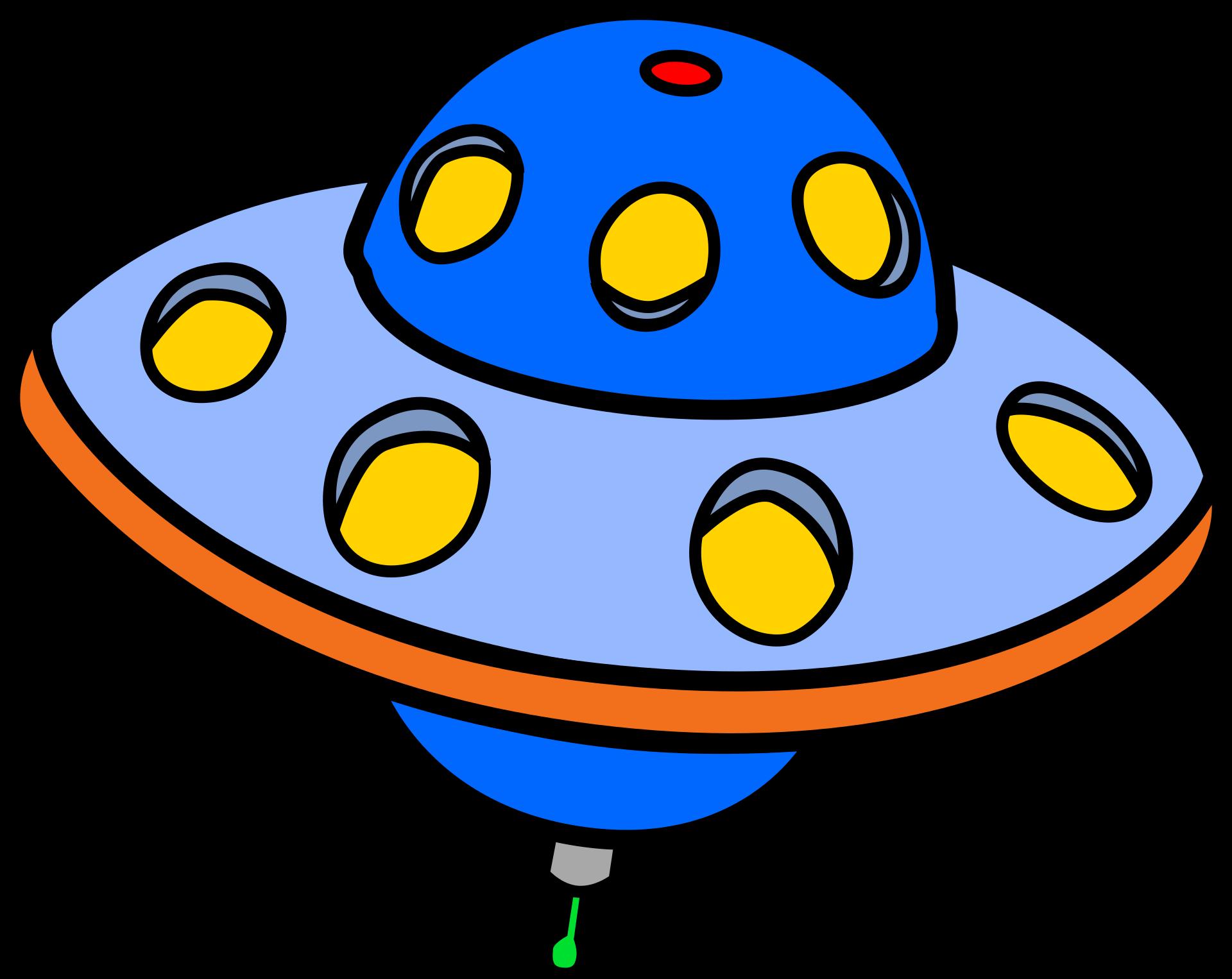 alien spacecraft clipart - HD1920×1526