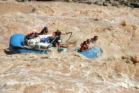 Rapids For Rafting