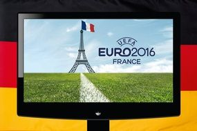 UEFA Football European Championship in France
