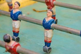 Table Football fig