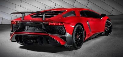 Lamborghini Italian Luxury Sports Car