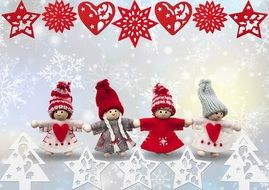 christmas angels this winter
