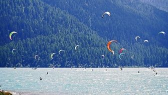 kitesurfing as a sport